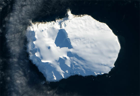 Bouvet Island, click for larger image
