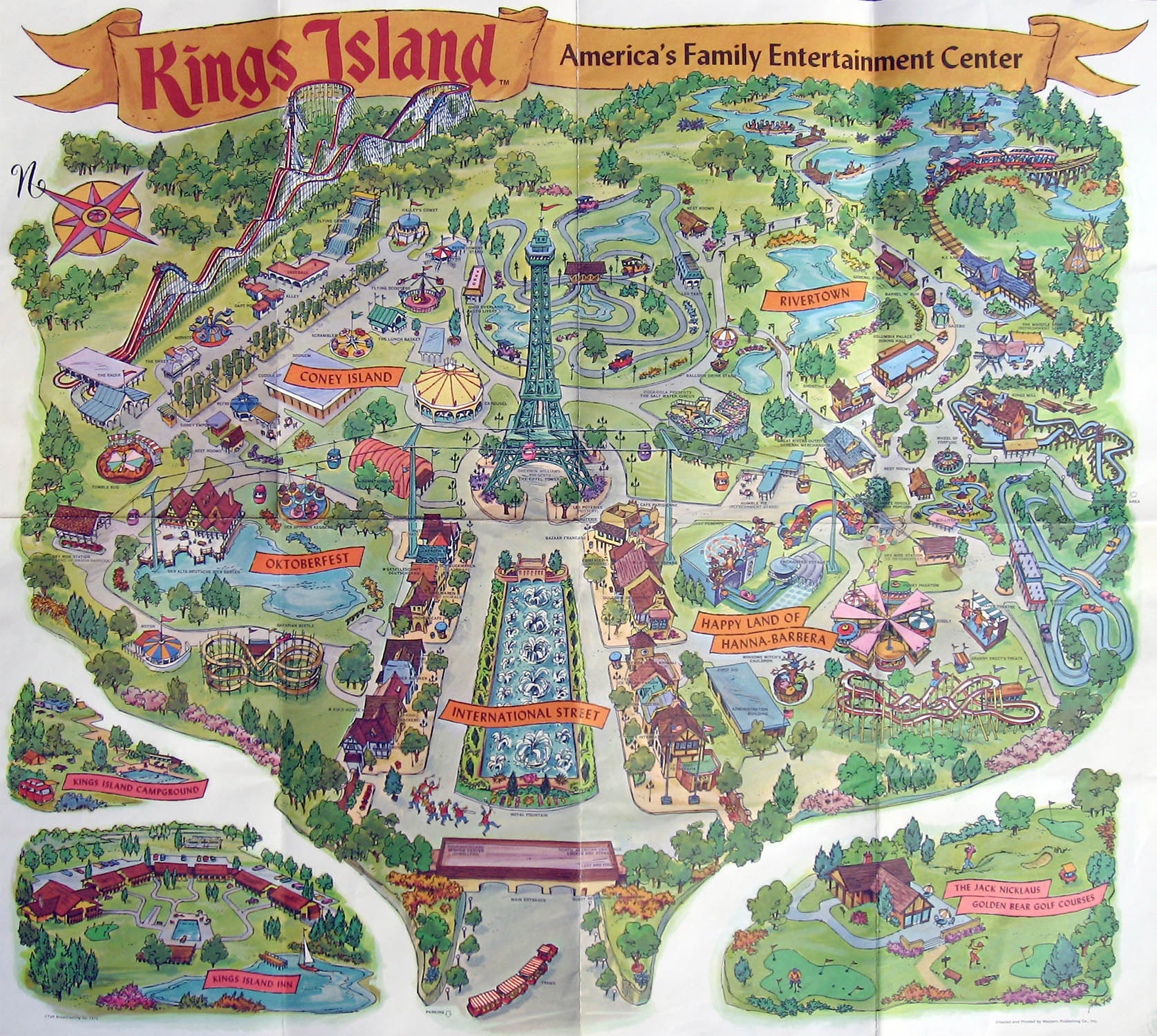 Kings Island, click for larger image