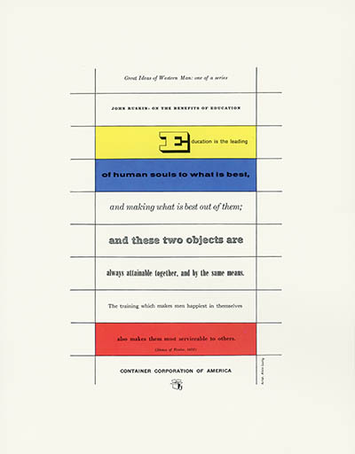 Alvin Lustig, click for larger image