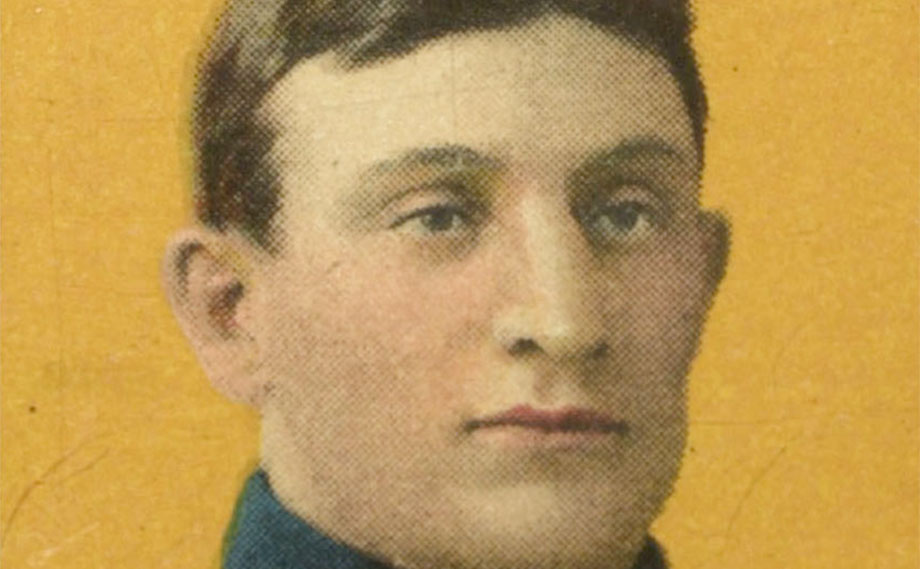 T206 Honus Wagner, click for larger image