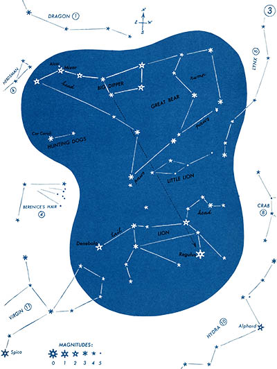 Constellation chart, click for larger image