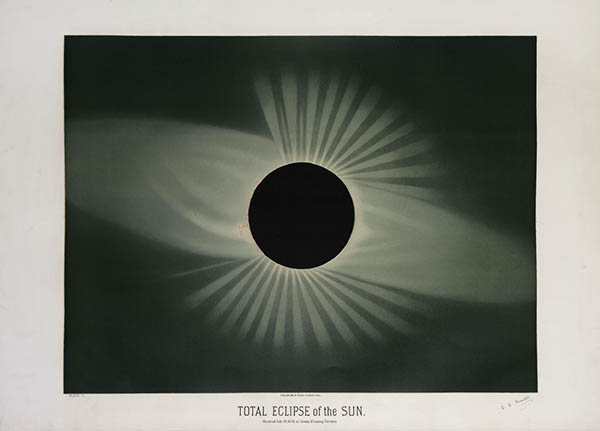 Total Eclipse of the Sun, click for larger image