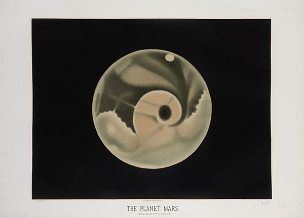 The Planet Mars, click for larger image