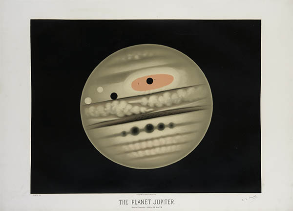 The The Planet Jupiter, click for larger image