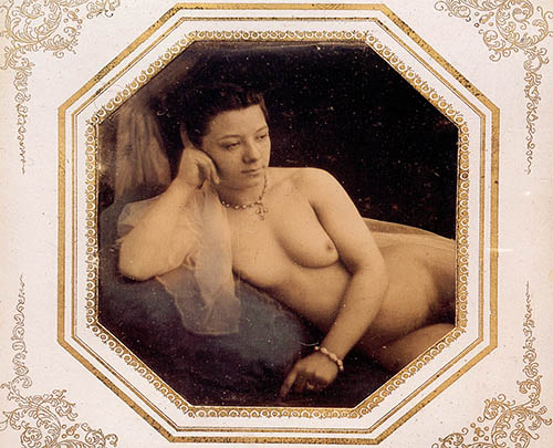 Anonymous dagurreotype, click for larger image