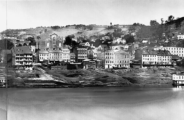 Daguerreotype View of Cincinnati, pl.5, click for larger image