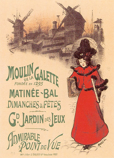 Moulin de la Galette, click for larger image