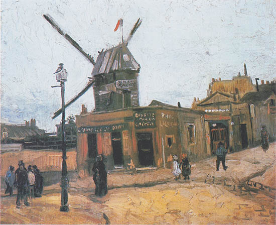 Le Moulin de la Galette, click for larger image